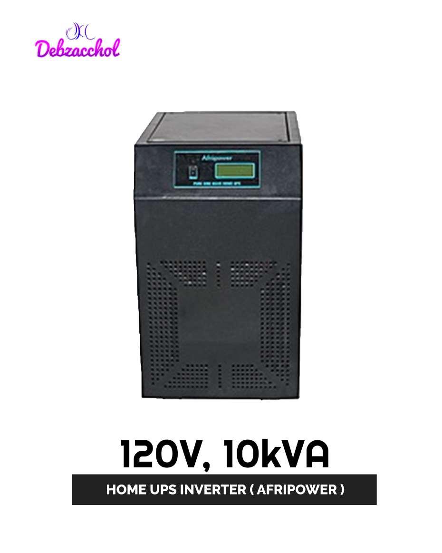 AFRIPOWER UPS HOME UPS INVERTER 10KVA, 120V