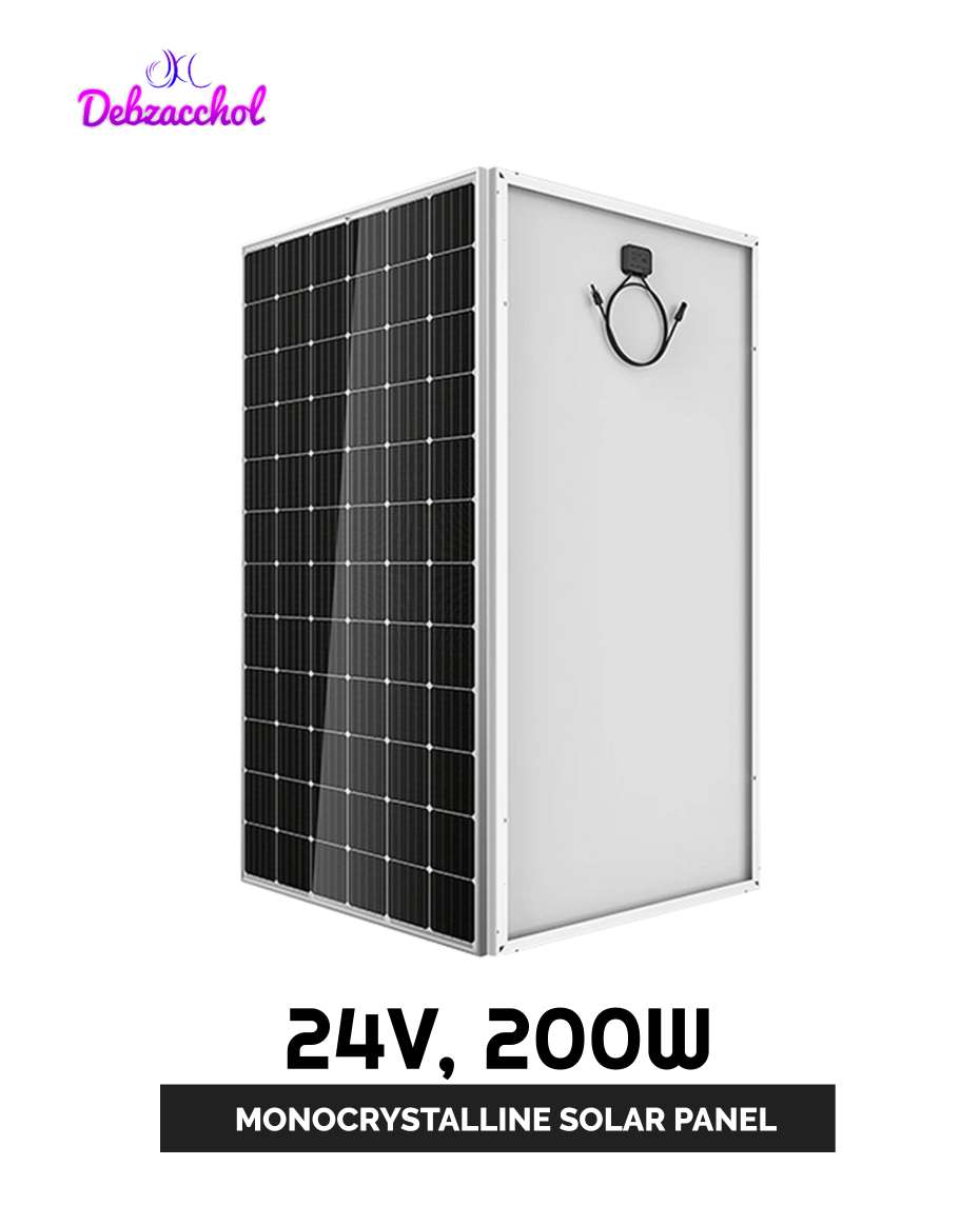 24V/200W POLYCRYSTALLINE (EASTMAN INDIAN