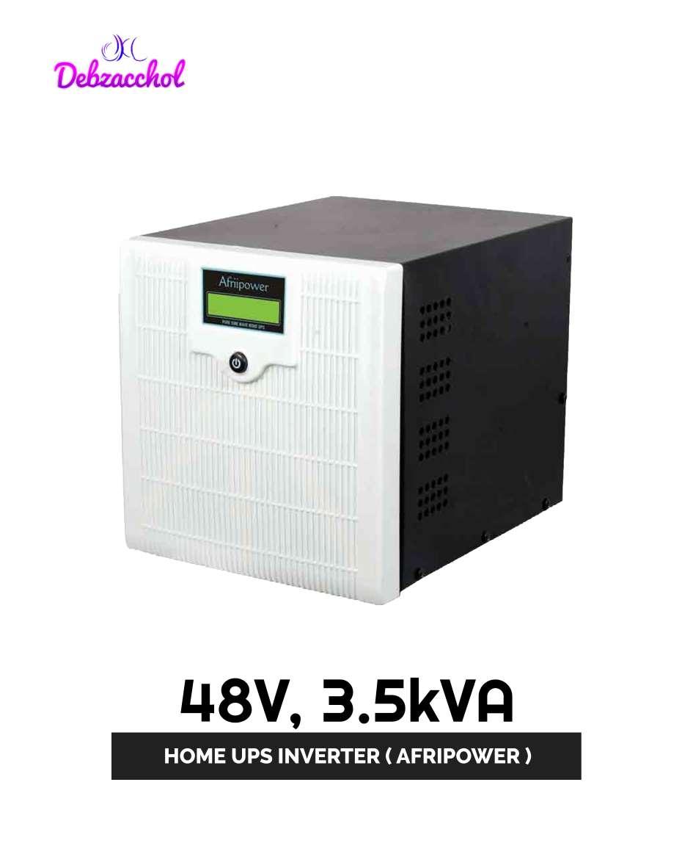 AFRIPOWER HOME UPS INVERTER/CHARGER 3.5KVA/48V