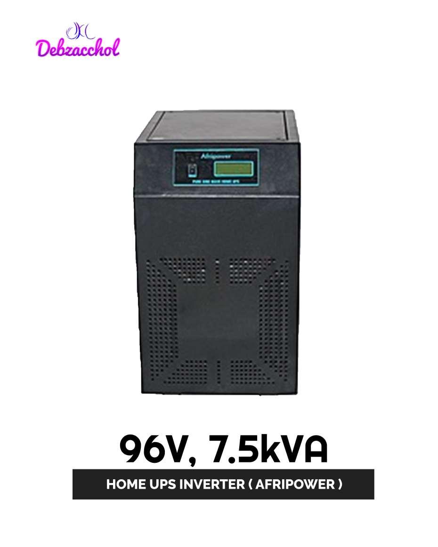 AFRIPOWER HOME UPS INVERTER 7.5KVA/96V