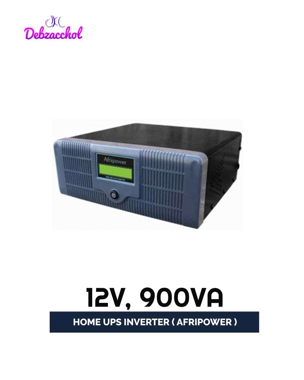 AFRIPOWER HOME UPS INVERTER 1000VA/12V