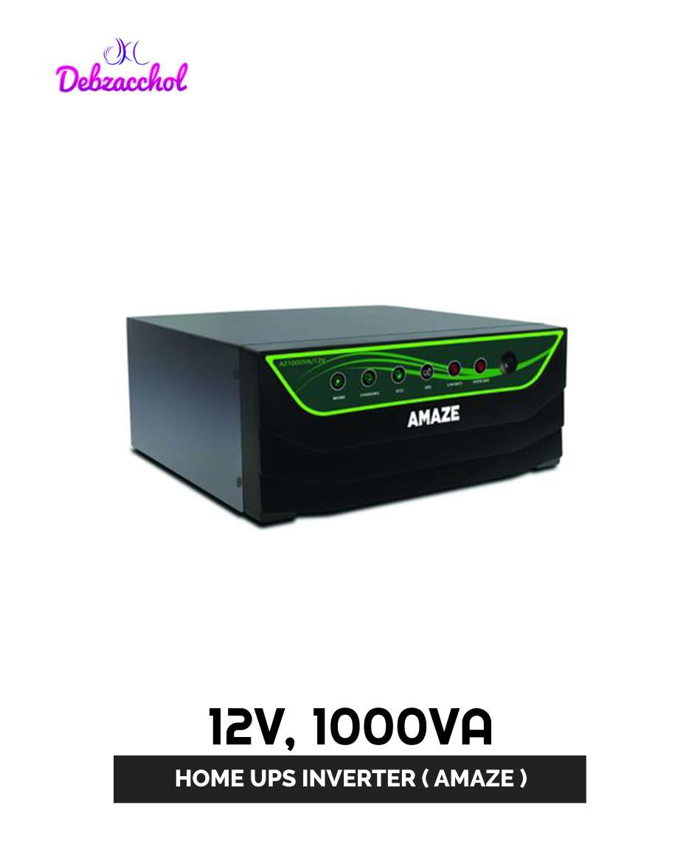 AMAZE SINE WAVES  INVERTER 12V/1KVA